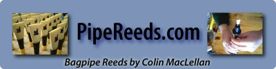 Colin MacLellan reeds